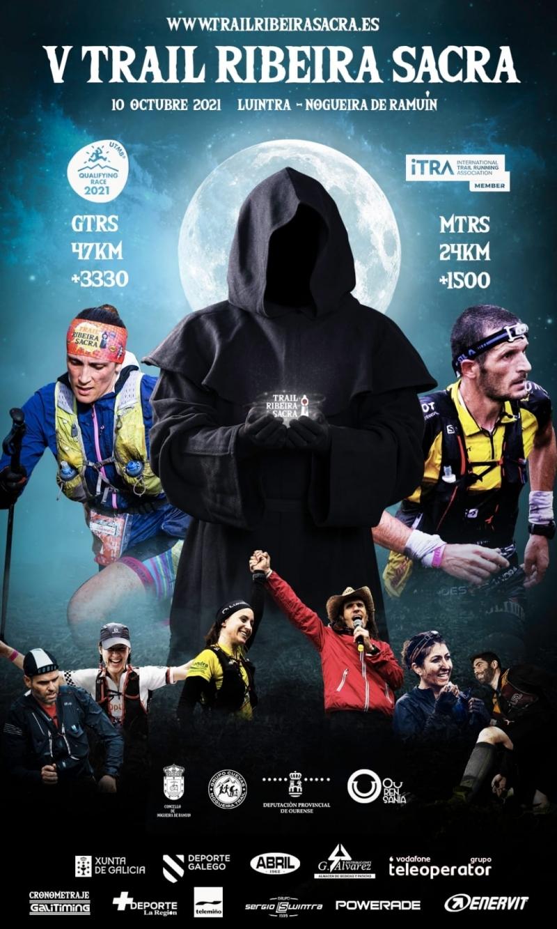Event Poster V TRAIL RIBEIRA SACRA 2021