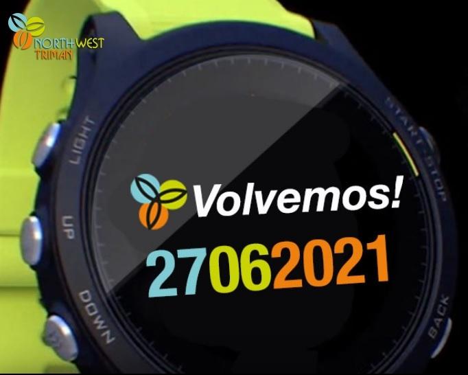 Cartel del evento TURNOS VOLUNTARIOS NORTHWEST TRIMAN 2020