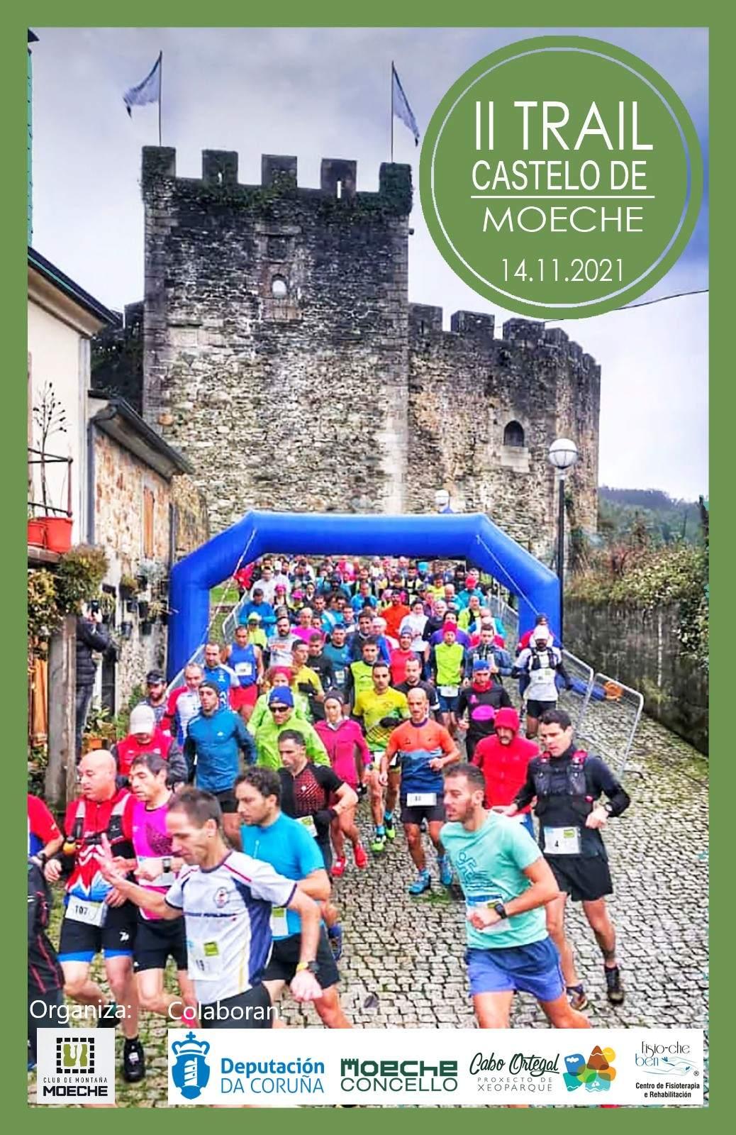 Event Poster II TRAIL CASTELO DE MOECHE